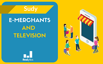 e-merchants and television
